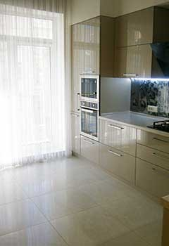 Kitchen Vertical Blinds In San Ramon